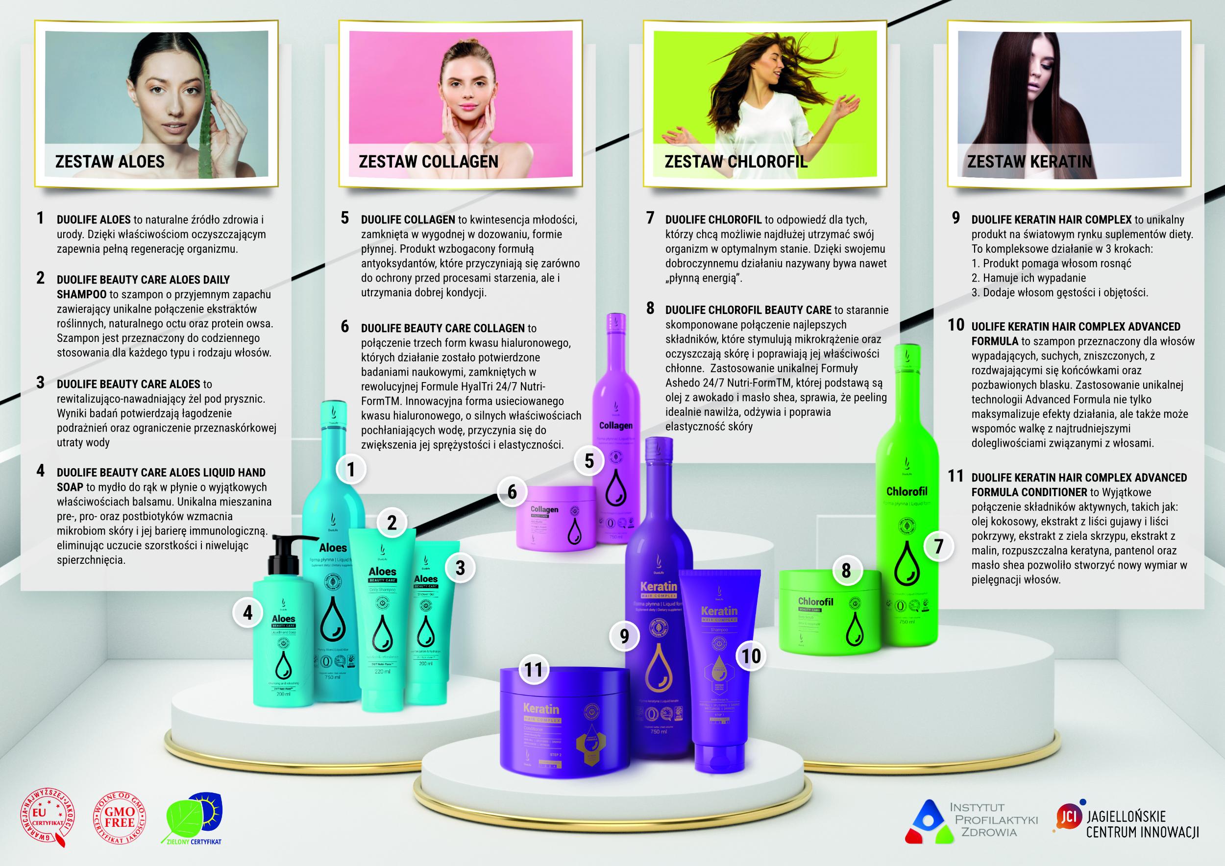Ulotka A4 Salon Kosmetyczny